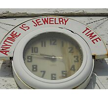 Jewelry Time!! Photographic Print