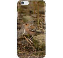 ON THE GROUND iPhone Case/Skin