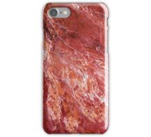 marble wall texture iPhone Case/Skin