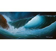 OCEAN PULSE Photographic Print