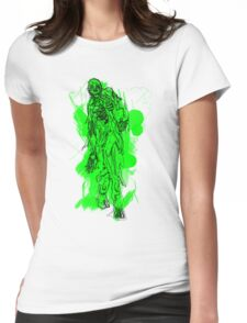 More Brains! Womens Fitted T-Shirt