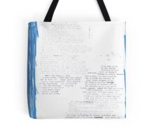 All The Way Forward Tote Bag