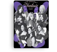 Girls' Generation (SNSD) 'PHANTASIA' Concert Canvas Print