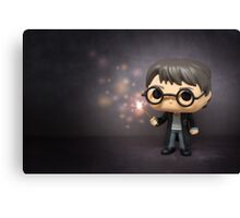 You're a Wizard, Harry! Canvas Print