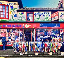 Shopping In Brighton by Chris Lord