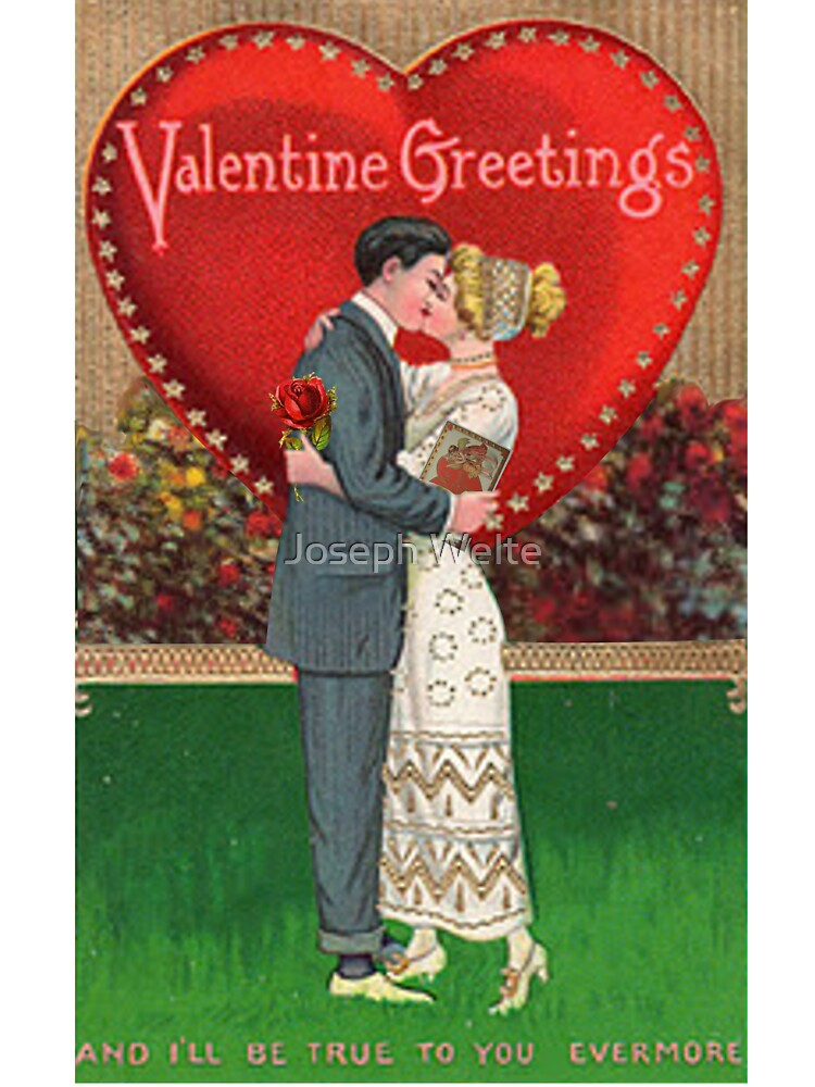 Valentine's Day Collage by Joseph Welte