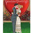Valentine's Day Collage by Joseph Welte