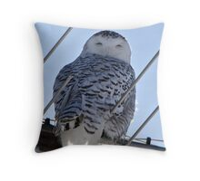 Great Signal Throw Pillow