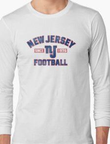New Jersey Giants Long Sleeve T-Shirt
