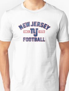 New Jersey Giants Unisex T-Shirt