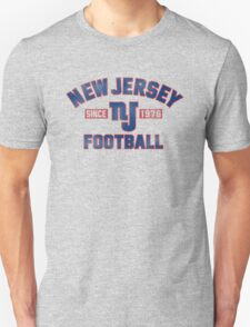 New Jersey Giants Unisex T-Shirt