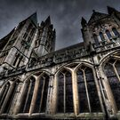 TRURO CATHEDRAL by James Ingham