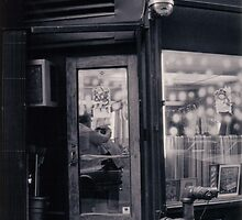 Barber Shop NYC by jo1079ch
