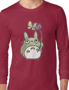 Totoro My Neighbour Totoro Long Sleeve T-Shirt