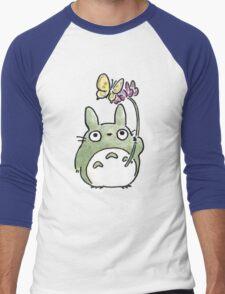 Totoro My Neighbour Totoro Men's Baseball ¾ T-Shirt