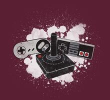 Retro Gaming Rocks! by thehookshot