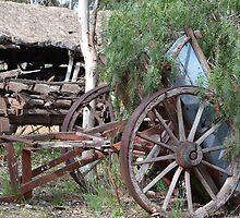 Abandoned Tilt Dray by MalcolmJUren