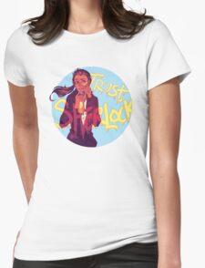 Trust Sherlock Womens Fitted T-Shirt