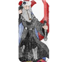 Gandalf Vintage iPhone Case/Skin