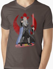 Gandalf Vintage Mens V-Neck T-Shirt