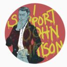 I support John Watson by Cara McGee