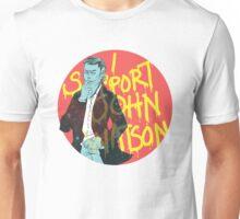 I support John Watson Unisex T-Shirt