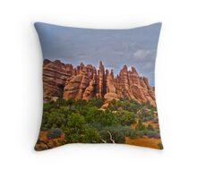 Utah Desert Throw Pillow