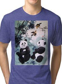romantic days Tri-blend T-Shirt