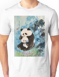 tenderness in the bamboos Unisex T-Shirt