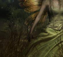 April Fairy Sticker