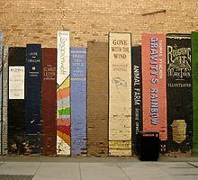 Urban Bookshelf by L.D. Bonner