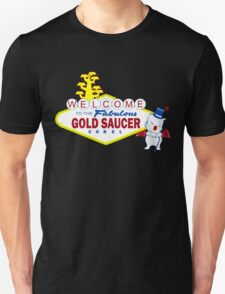 Fabulous Gold Saucer Alternate T-Shirt