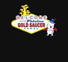Fabulous Gold Saucer Alternate Unisex T-Shirt