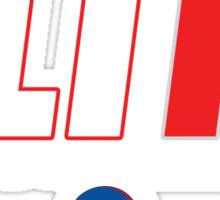 ELIte (blue variant) Sticker