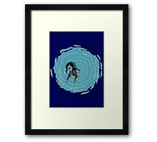 Marceline - Adventure Time Framed Print