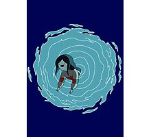 Marceline - Adventure Time Photographic Print