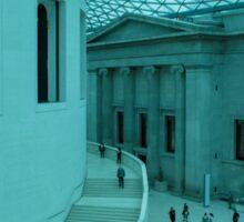 British Museum Sticker