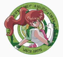 Sailor Jupiter - Sailor Moon Crystal (rev. 1) Kids Tee