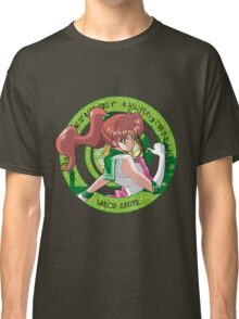 Sailor Jupiter - Sailor Moon Crystal (rev. 1) Classic T-Shirt