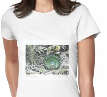 A Potter's Garden (No.1)  Womens Fitted T-Shirt
