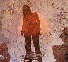 Angkor Reflection by EricKuns