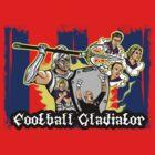 football gladiator by devondad