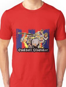 football gladiator Unisex T-Shirt