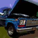 Ford F250 Pick-up by sundawg7