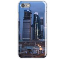 Moscow Russia iPhone Case/Skin