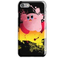 Kirby Art Print iPhone Case/Skin