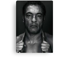 Rickson Gracie Canvas Print