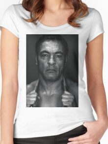 Rickson Gracie Women's Fitted Scoop T-Shirt