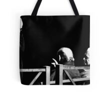 The Intersection.. Tote Bag