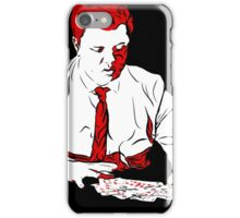 the magician iPhone Case/Skin